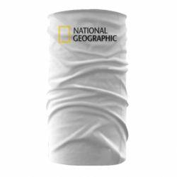 Бандана-труба National Geographic logo