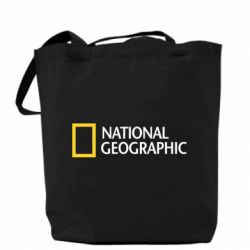 Сумка National Geographic logo