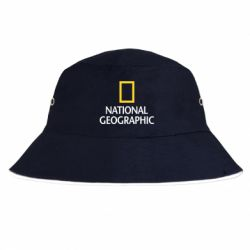Панама National Geographic simple logo