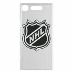 Чехол для Sony Xperia XZ1 National Hockey League - FatLine