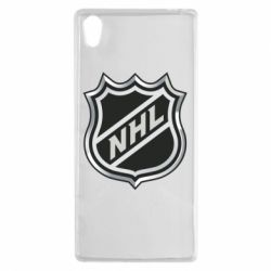 Чехол для Sony Xperia Z5 National Hockey League - FatLine