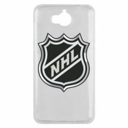Чехол для Huawei Y5 2017 National Hockey League - FatLine