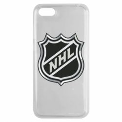 Чехол для Huawei Y5 2018 National Hockey League - FatLine
