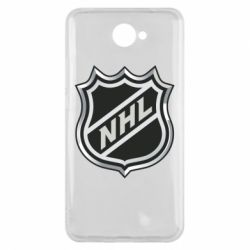 Чехол для Huawei Y7 2017 National Hockey League - FatLine