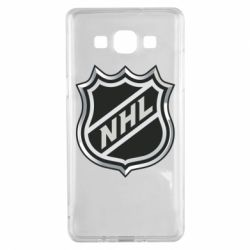 Чехол для Samsung A5 2015 National Hockey League - FatLine