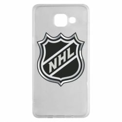Чехол для Samsung A5 2016 National Hockey League - FatLine