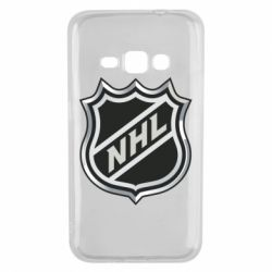 Чехол для Samsung J1 2016 National Hockey League - FatLine