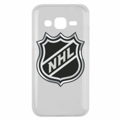 Чехол для Samsung J2 2015 National Hockey League - FatLine