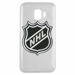 Чехол для Samsung J2 2018 National Hockey League - FatLine