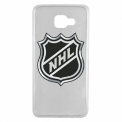 Чехол для Samsung A7 2016 National Hockey League - FatLine