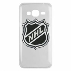 Чехол для Samsung J3 2016 National Hockey League - FatLine