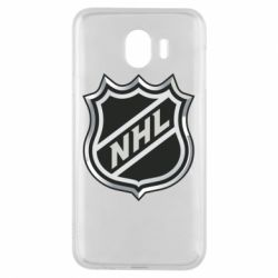 Чехол для Samsung J4 National Hockey League - FatLine