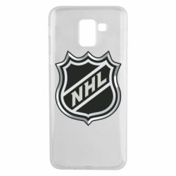 Чехол для Samsung J6 National Hockey League - FatLine