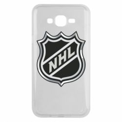 Чехол для Samsung J7 2015 National Hockey League - FatLine