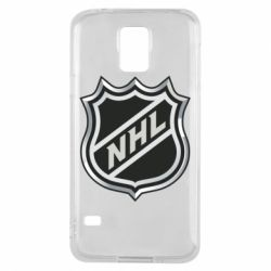 Чехол для Samsung S5 National Hockey League - FatLine