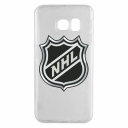 Чехол для Samsung S6 EDGE National Hockey League - FatLine