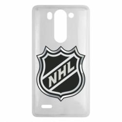 Чехол для LG G3 mini/G3s National Hockey League - FatLine