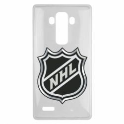 Чехол для LG G4 National Hockey League - FatLine