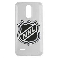 Чехол для LG K7 2017 National Hockey League - FatLine