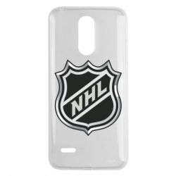 Чехол для LG K8 2017 National Hockey League - FatLine