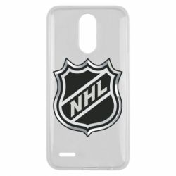 Чехол для LG K10 2017 National Hockey League - FatLine