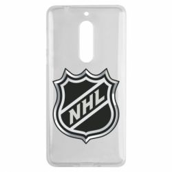 Чехол для Nokia 5 National Hockey League - FatLine