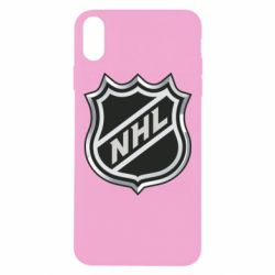 Чехол для iPhone Xs Max National Hockey League - FatLine