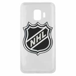 Чехол для Samsung J2 Core National Hockey League - FatLine