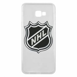 Чехол для Samsung J4 Plus 2018 National Hockey League - FatLine