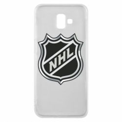 Чехол для Samsung J6 Plus 2018 National Hockey League - FatLine