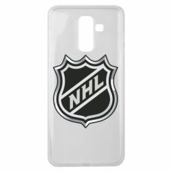 Чехол для Samsung J8 2018 National Hockey League - FatLine