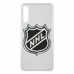 Чехол для Samsung A7 2018 National Hockey League - FatLine
