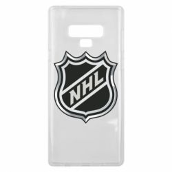 Чехол для Samsung Note 9 National Hockey League - FatLine