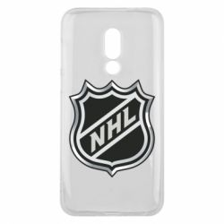 Чехол для Meizu 16 National Hockey League - FatLine