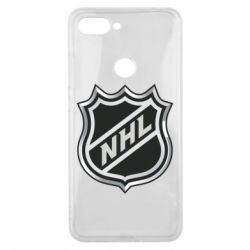 Чехол для Xiaomi Mi8 Lite National Hockey League - FatLine