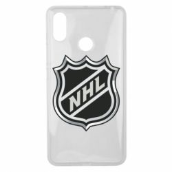 Чехол для Xiaomi Mi Max 3 National Hockey League - FatLine