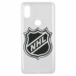 Чехол для Xiaomi Mi Mix 3 National Hockey League - FatLine