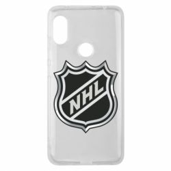 Чехол для Xiaomi Redmi Note 6 Pro National Hockey League - FatLine