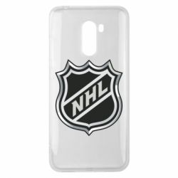 Чехол для Xiaomi Pocophone F1 National Hockey League - FatLine