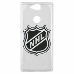 Чехол для Sony Xperia XA2 Plus National Hockey League - FatLine