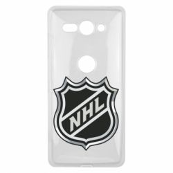 Чехол для Sony Xperia XZ2 Compact National Hockey League - FatLine