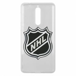 Чехол для Nokia 8 National Hockey League - FatLine