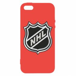 Чехол для iPhone5/5S/SE National Hockey League - FatLine