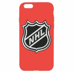 Чехол для iPhone 6/6S National Hockey League - FatLine
