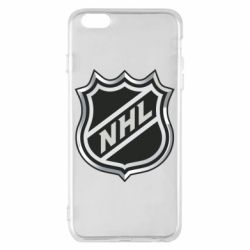 Чехол для iPhone 6 Plus/6S Plus National Hockey League - FatLine