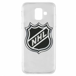 Чехол для Samsung A6 2018 National Hockey League - FatLine