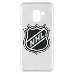 Чехол для Samsung A8 2018 National Hockey League - FatLine