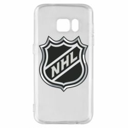 Чехол для Samsung S7 National Hockey League - FatLine