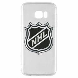 Чехол для Samsung S7 EDGE National Hockey League - FatLine