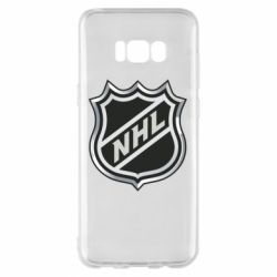 Чехол для Samsung S8+ National Hockey League - FatLine